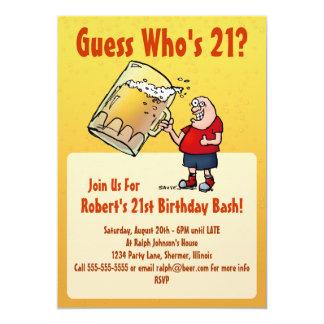 Funny 21st Birthday Invitations Announcements Zazzlecouk