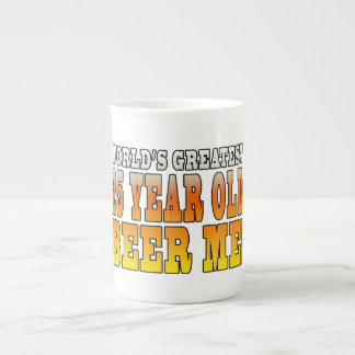 Funny 25th Birthdays : Worlds Greatest 25 Year Old Porcelain Mugs