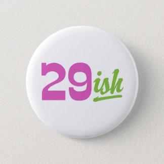 Funny 30th Birthday 6 Cm Round Badge