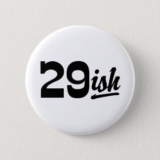 Funny 30th Birthday 6 Cm Round Badge