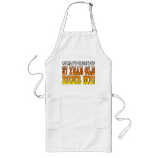 Funny 37th Birthdays : Worlds Greatest 37 Year Old Long Apron