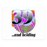 Funny 39th Birthday Gift