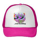 Funny 39th Birthday Gift Trucker Hat