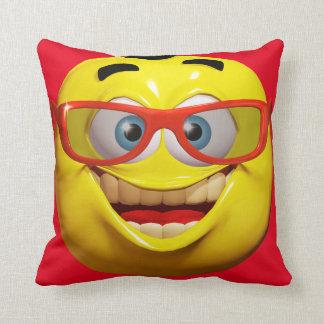 Funny 3d  emoticon cushion