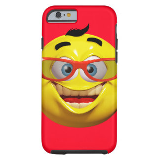Funny 3d  emoticon iphone case