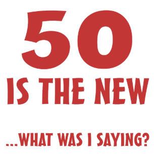 Funny 50th Birthday Gag Gifts Trucker Hat