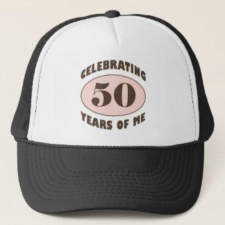 Funny 50th Birthday Gifts Trucker Hat