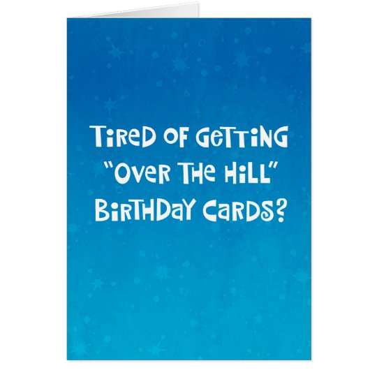 Funny 55th Birthday Card