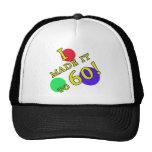 Funny 60th Birthday Gag Gifts Mesh Hats