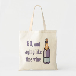 Funny 60th Birthday Gift Ideas Tote Bag