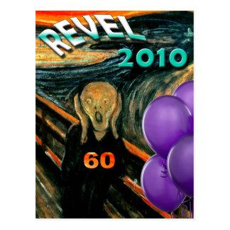 Funny 60th Birthday Postcard