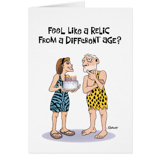 Funny 65th Birthday Card For Men Zazzle