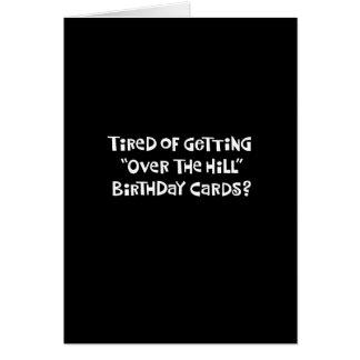 """Funny 66th Birthday """"OTH"""" Card"""