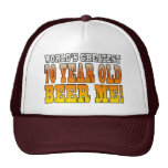 Funny 70th Birthdays : Worlds Greatest 70 Year Old Cap