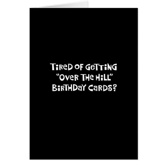 Funny 76th Birthday Greeting Card
