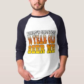 Funny 80th Birthdays : Worlds Greatest 80 Year Old Tee Shirt