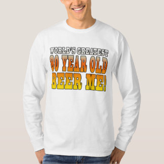 Funny 80th Birthdays : Worlds Greatest 80 Year Old Tees
