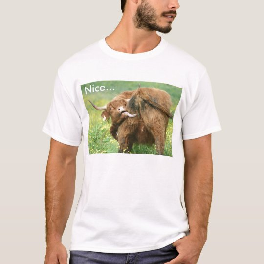 Funny Aberdeen Angus Cow T-Shirt