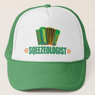Funny Accordion Trucker Hat