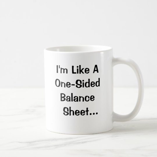 Funny Accountant Pick Up Line Coffee Mug