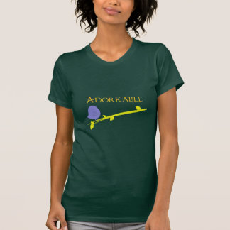 Funny Adorkable Geek T-Shirt