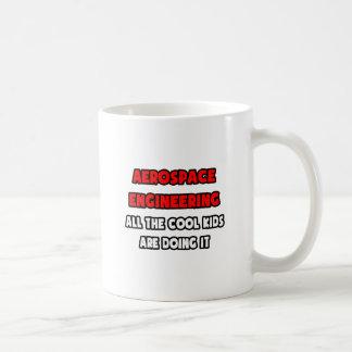 Funny Aerospace Engineer Shirts and Gifts Basic White Mug