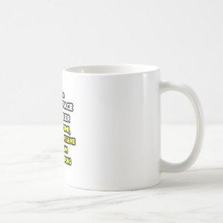 Funny Aerospace Engineer T-Shirts and Gifts Basic White Mug
