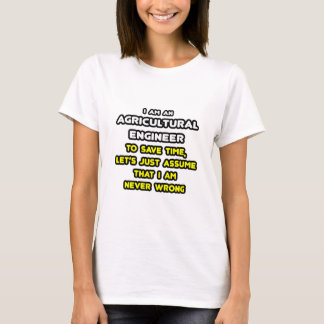 Funny Agricultural Engineer T-Shirts and Gifts