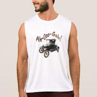 Funny Ah-Ooo-Gah Antique Car Horn Rusty Tank Top