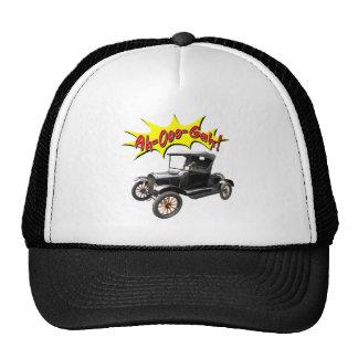 Funny Ah-Ooo-Gah Old Classic Car Horn Comic Cap