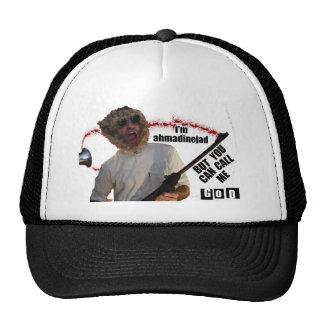 Funny Ahmadinejad Display Mesh Hat