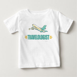 Funny Airplane Baby T-Shirt
