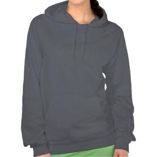 Funny akita slogan not a husky portrait art hooded pullover