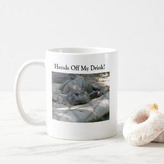 Funny Alligator Coffee Mug