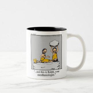 Funny Anaesthesiologist Medical Mug