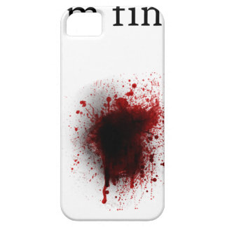 funny and brain teasing design I'm fine iPhone 5 Covers