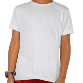 Kids' American Apparel Poly-Cotton Crew Neck T-Shirt