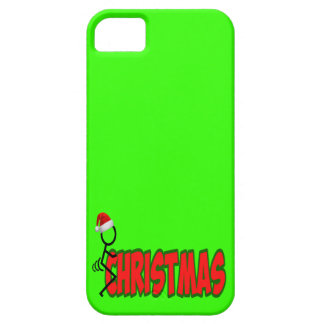 Funny anti Christmas iPhone 5 Cover
