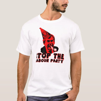 Funny anti Labour party T-Shirt