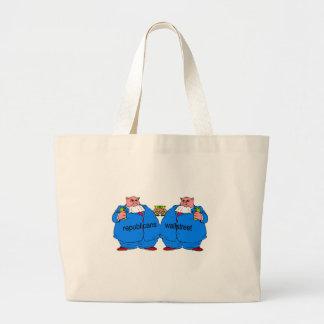 Funny anti Republican Bag