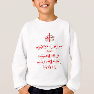 Funny Anti-Scotland Keep Calm Sweatshirt