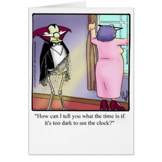 "Funny Apology Greeting Card ""Specktickles"""
