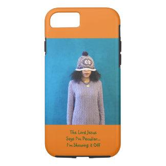 Funny Apple iPhone Photo Case