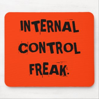 Funny Auditor Nickname - Internal Control Freak
