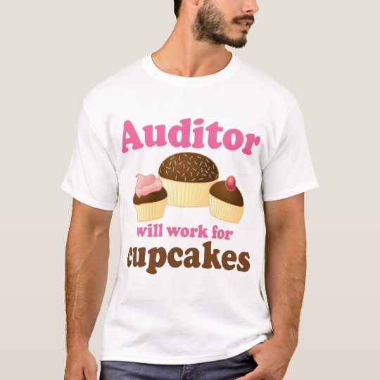 Funny Auditor T-Shirt