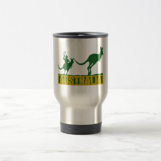 Funny Australia Travel Mug