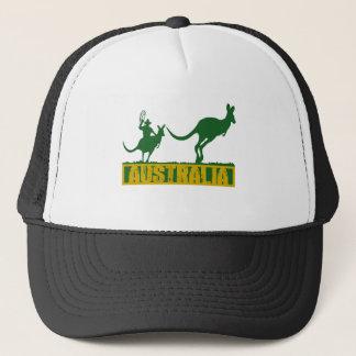 Funny Australia Trucker Hat