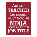 Funny Autism Special Needs Teacher