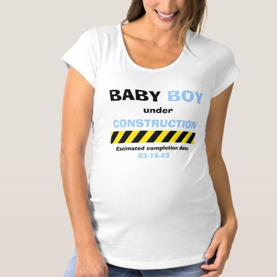 Funny Baby Boy Maternity Pregnancy for Women Maternity