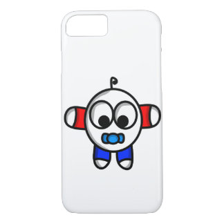 funny baby dude iPhone 8/7 case